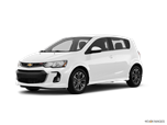 2018 New Chevrolet Sonic LT Hatchback