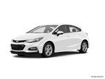 2018 New Chevrolet Cruze LT Hatchback