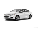 2018 New Chevrolet Cruze LS Sedan