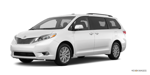 2017 toyota sienna limited premium pictures videos kelley blue book. Black Bedroom Furniture Sets. Home Design Ideas