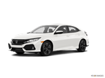 2018 New Honda Civic EX Hatchback