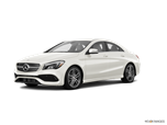 2018 New Mercedes-Benz CLA 250