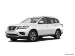 2018 New Nissan Pathfinder Platinum