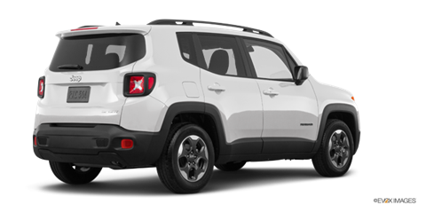 2017 jeep renegade sport new car prices - kelley blue book