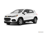 2018 New Chevrolet Trax AWD LS