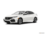 2018 New Honda Civic LX Hatchback