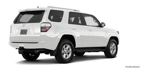2017 Toyota 4Runner TRD Off-Road 5-Year Cost To Own | Kelley Blue Book