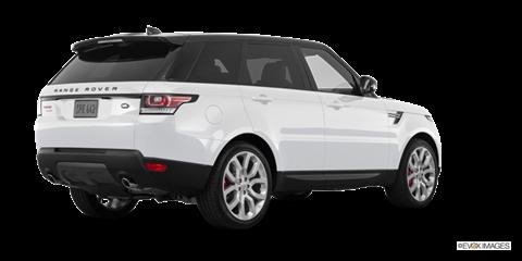 2017 Land Rover Range Sport Photos
