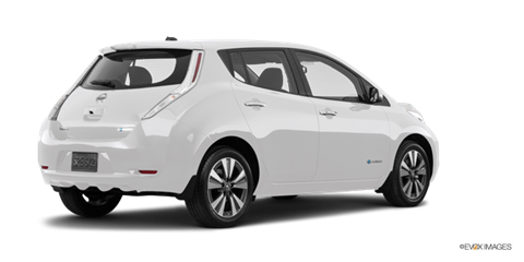 2017 nissan leaf sv new car prices kelley blue book. Black Bedroom Furniture Sets. Home Design Ideas