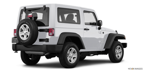 2017 Jeep Wrangler Sport New Car Prices | Kelley Blue Book