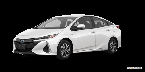 2017 toyota prius prime plus pictures videos kelley blue book for Toyota prius moonstone interior