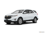 2018 New Chevrolet Equinox FWD LT
