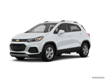 2018 New Chevrolet Trax FWD LT