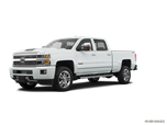 2019 New Chevrolet Silverado 2500 4x4 Crew Cab High Country