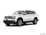 2018 New Volkswagen Atlas 4Motion S V6