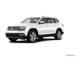 2018 New Volkswagen Atlas 4Motion SEL Premium V6