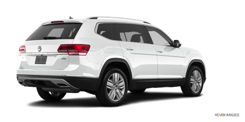 2018 Volkswagen Atlas SEL Premium 4Motion New Car Prices | Kelley Blue Book
