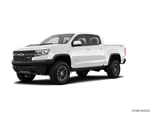 2018 New Chevrolet Colorado 4x4 Crew Cab ZR2