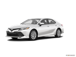 2018 New Toyota Camry LE