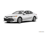 2018 New Toyota Camry XLE