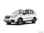 2018 New Subaru Forester 2.5i