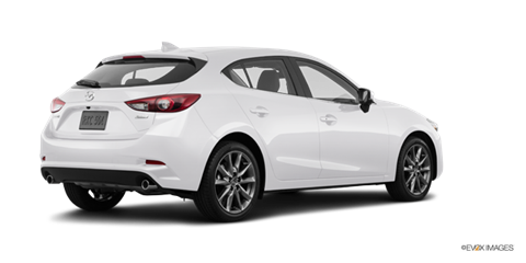 2018 mazda mazda3 grand touring review kelley blue book. Black Bedroom Furniture Sets. Home Design Ideas