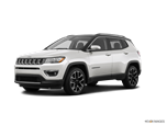 2018 New Jeep Compass FWD Latitude