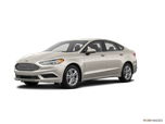 2018 New Ford Fusion Titanium