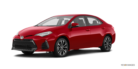 2018 Toyota Corolla XLE Pictures & Videos | Kelley Blue Book