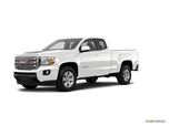 GMC Canyon Extended Cab