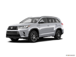 2018 New Toyota Highlander AWD XLE V6
