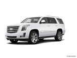 2018 New Cadillac Escalade 4WD Premium Luxury