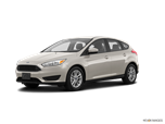 2018 New Ford Focus SE Hatchback