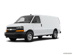 2018 New Chevrolet Express 2500