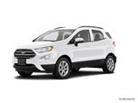 2018 New Ford EcoSport 4WD SE