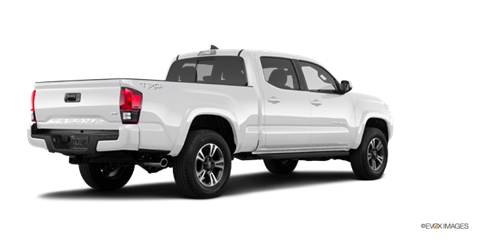 2018 Toyota Tacoma Double Cab Trd Sport Specifications Kelley Blue Book