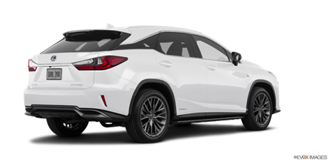 2018 lexus rx 450h f sport specifications kelley blue book. Black Bedroom Furniture Sets. Home Design Ideas