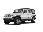 2018 New Jeep Wrangler Unlimited Sahara