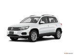 2018 New Volkswagen Tiguan Limited