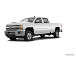 2018 New Chevrolet Silverado 2500 LT