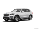 2019 New BMW X3 sDrive30i