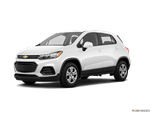 2019 New Chevrolet Trax FWD LS