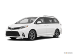 2019 New Toyota Sienna LE