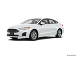 2019 New Ford Fusion SE