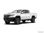 2019 New Chevrolet Colorado Z71