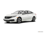2019 New Honda Civic EX Sedan