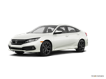 2019 New Honda Civic Sport Sedan