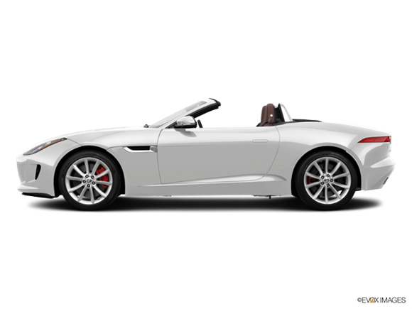 2015 Jaguar F-TYPE S  Convertible