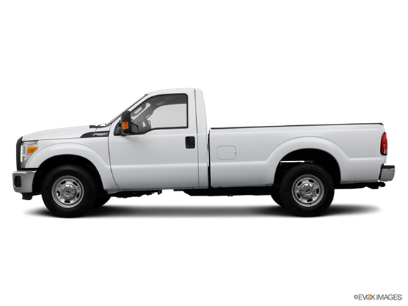 2015 Ford F350 Super Duty Regular Cab XLT  Pickup