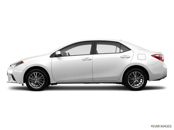 2015 Toyota Corolla LE Premium  Photo